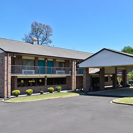 Best Western Travelers Inn - Memphis