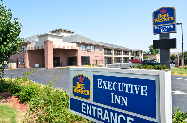Best Western Executive Inn - Memphis